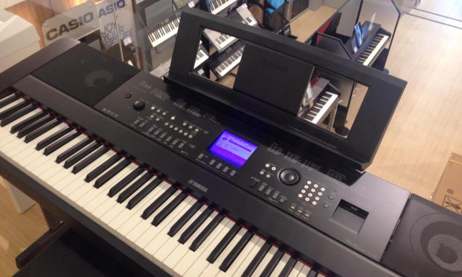 Yamaha DGX660 เปียโนไฟฟ้า88keys รูปที่ 1