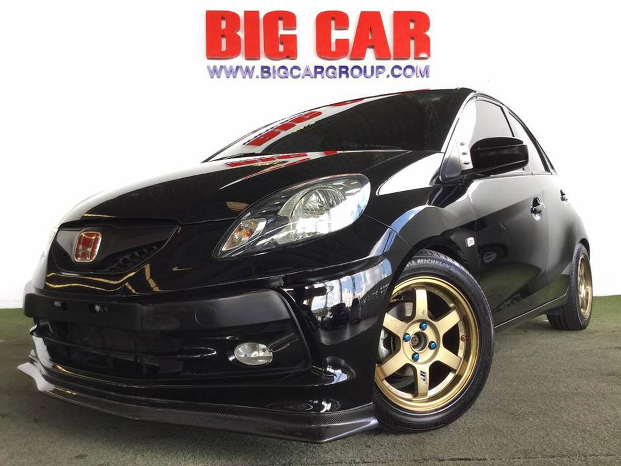 HONDA BRIO(BIG CAR21) รูปที่ 1