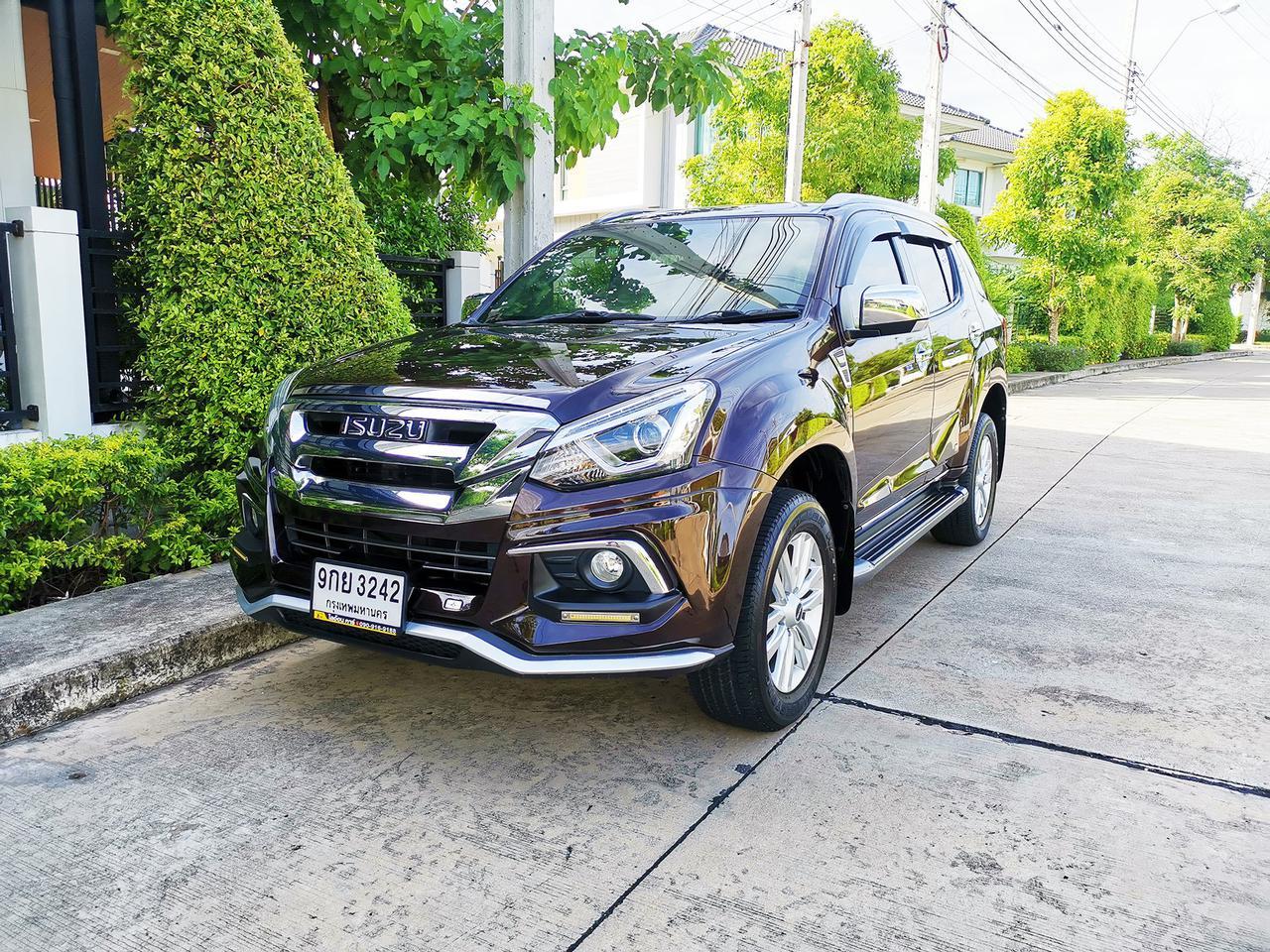 Isuzu MU-X 3.0 NAVI (ปี 2018) SUV AT รูปที่ 1