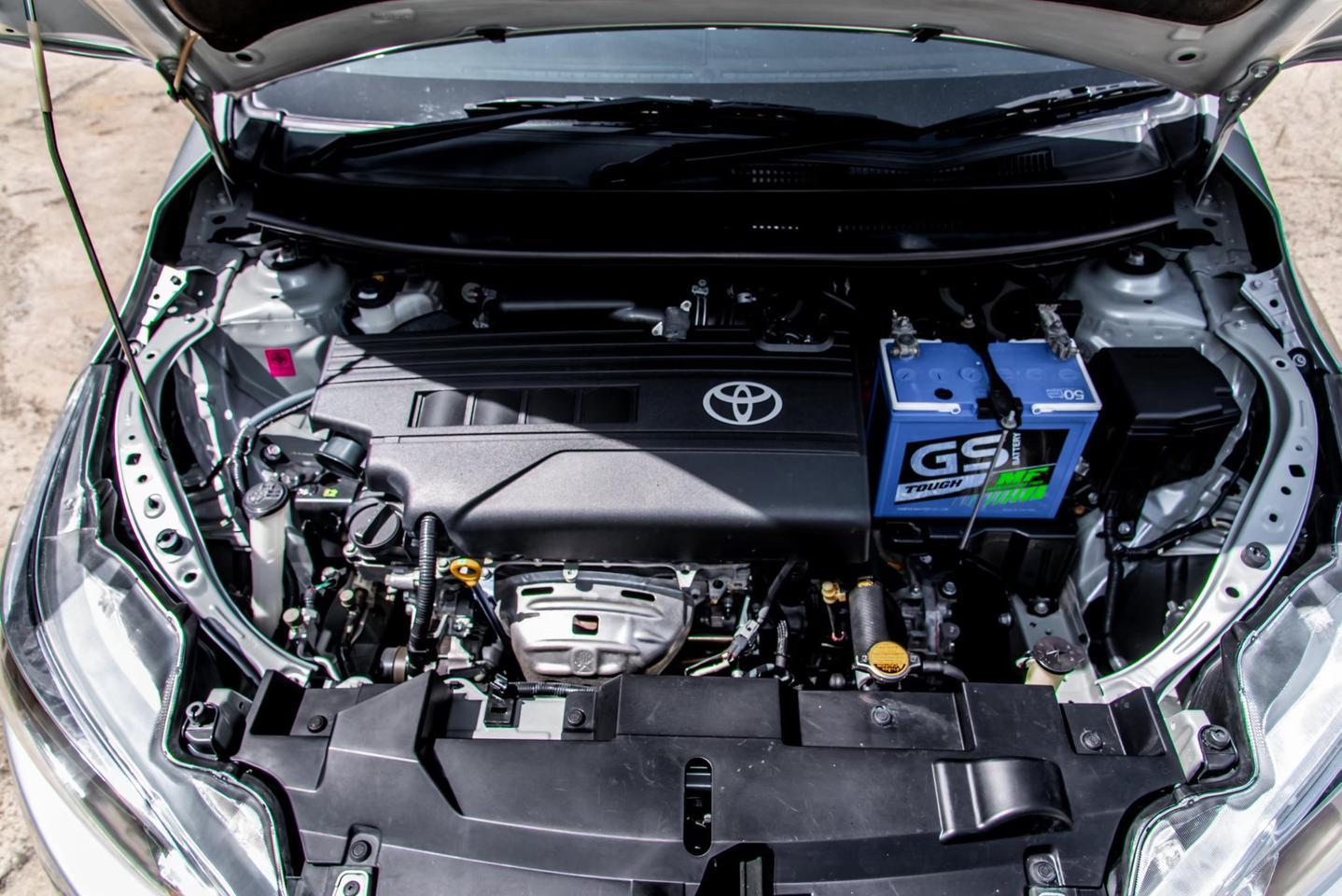 Toyota Yaris 1.2 E รูปที่ 5