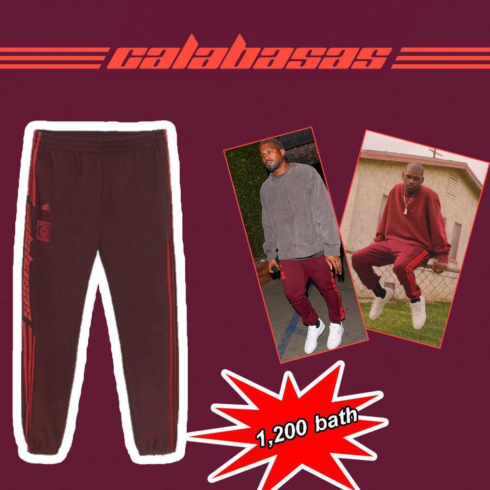Adidas x Yeezy calabasas รูปที่ 1