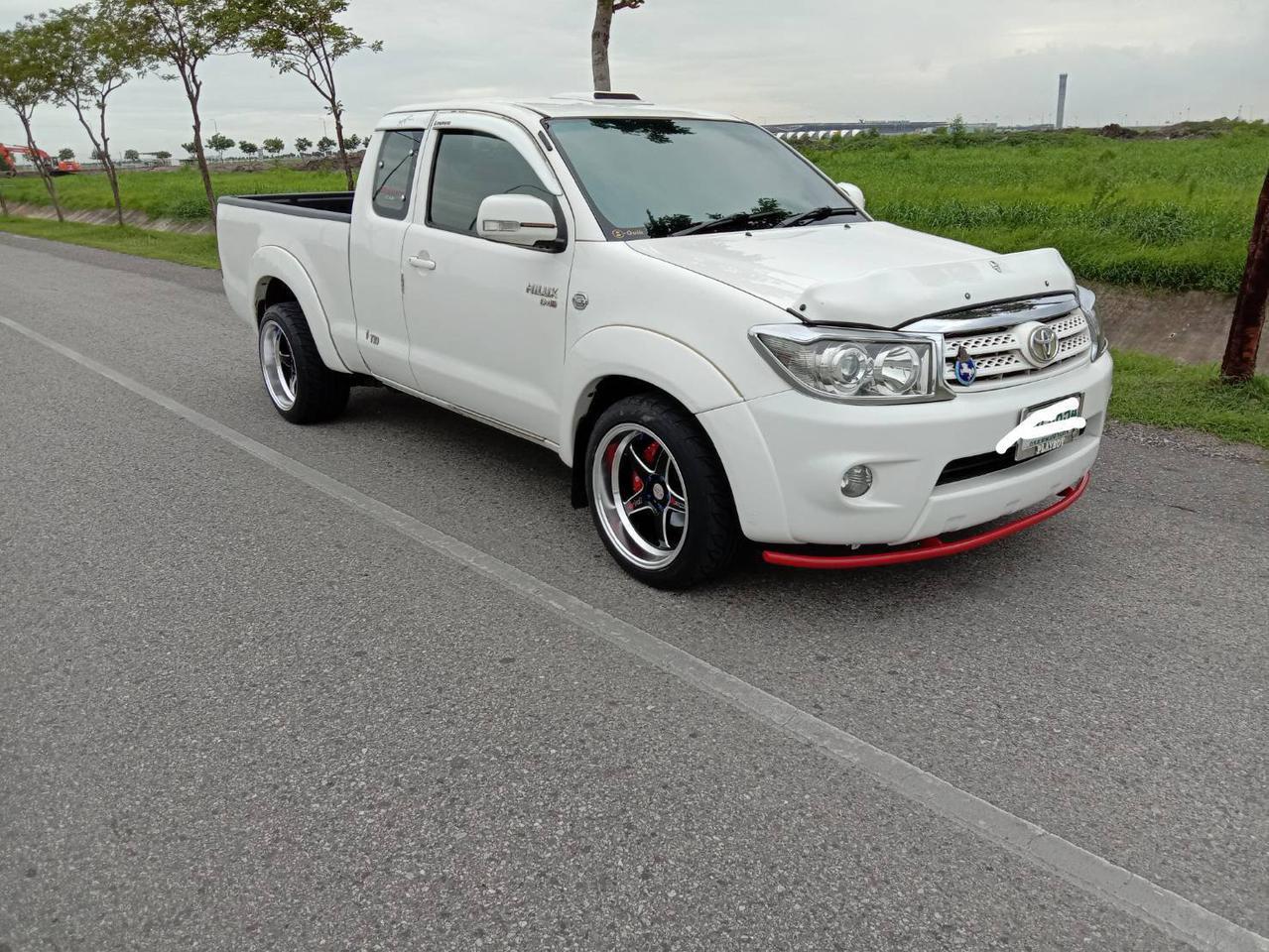 ขายกะบะโตโยต้า วีโก้ Toyota Vigo รูปที่ 5