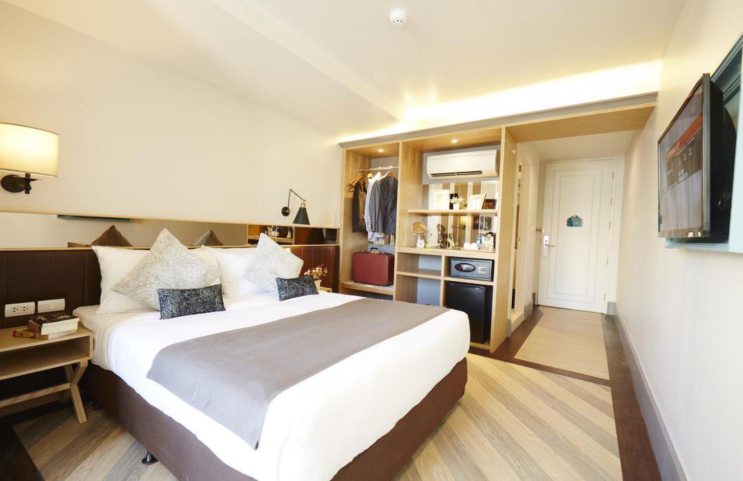 โรงแรมเปิดใหม่ ใจกลางกรุง ติดรถไฟฟ้า ราชเทวี รูปที่ 5