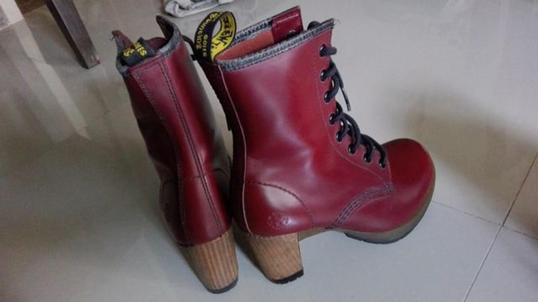 รองเท้า Dr. Martens SADIE High heeled ankle boots รูปที่ 1
