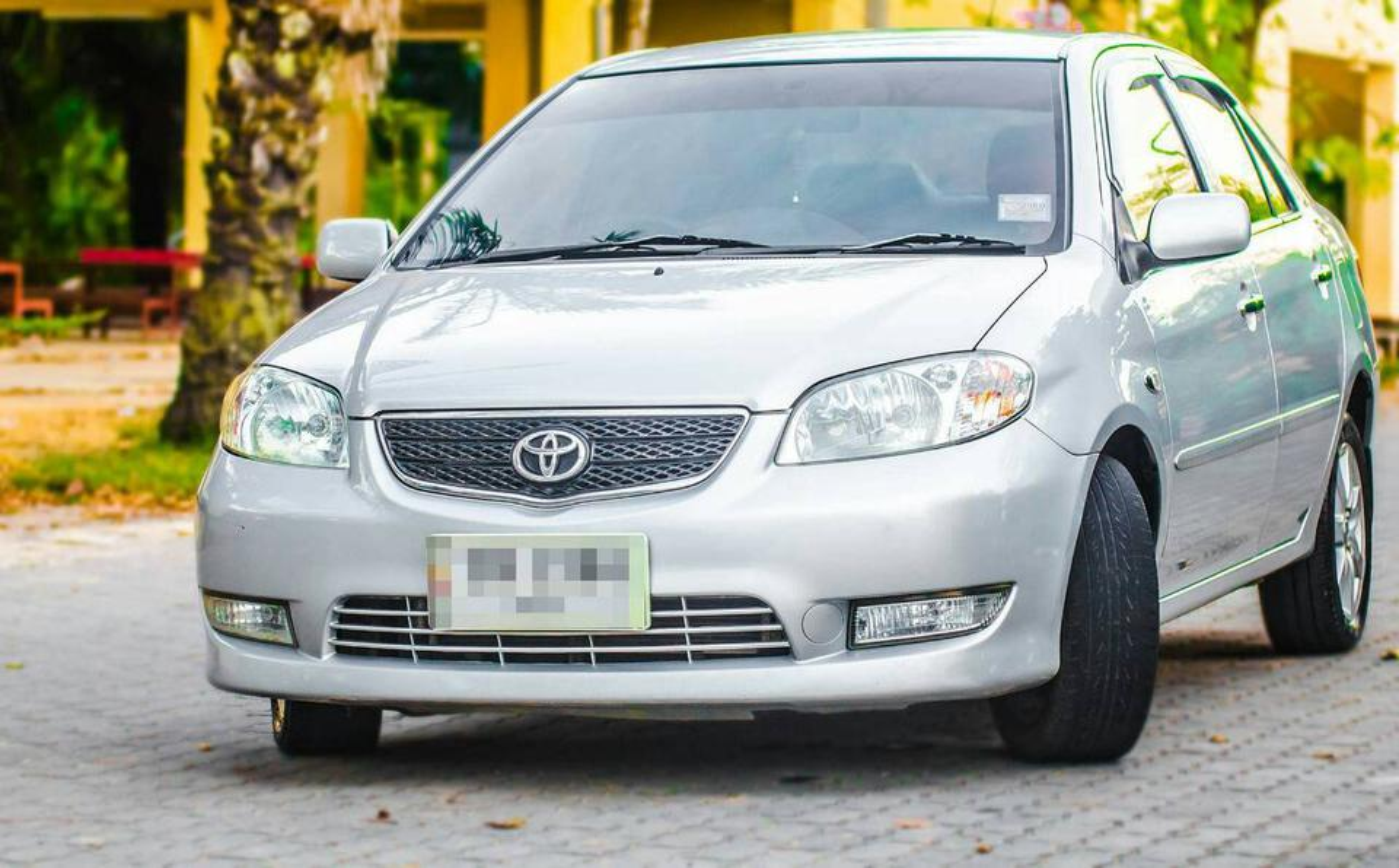 ขายรถรถเก๋ง Toyota Vios รูปที่ 2
