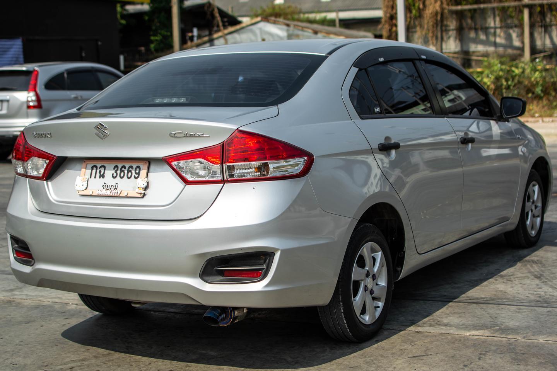 Suzuki Ciaz 1.2 2016(ปี 15-18) GA Sedan รูปที่ 3