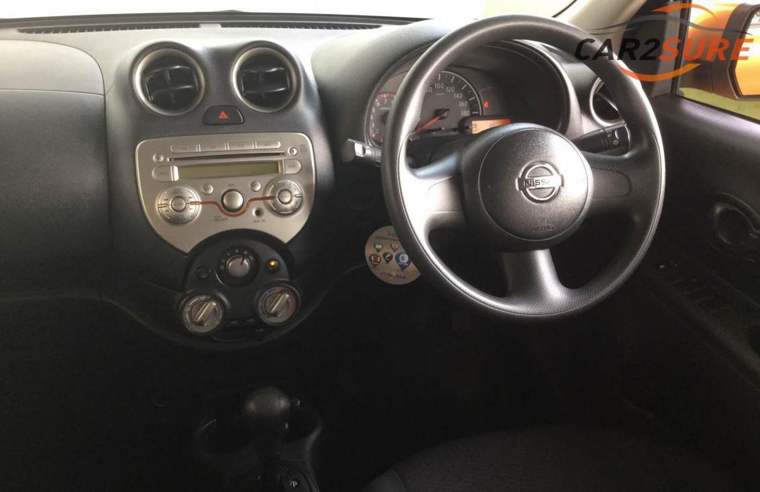 Nissan march (car2sure.10) รูปที่ 2