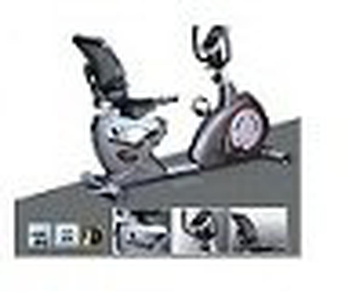 จักรยานออกกำลังกาย NORTHFITNESS TF-8718R  โครงสร้างแข็งแรง รุ่นมาตรฐาน รูปที่ 1