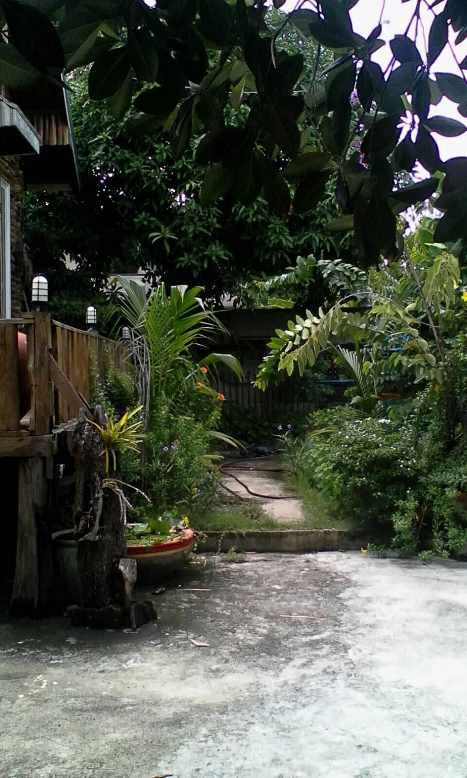 ขายบ้าน 2 หลัง ในที่ดิน 100 ตรว. (ติดตลาดนนทบุรี) 089-844-8404 รูปที่ 3
