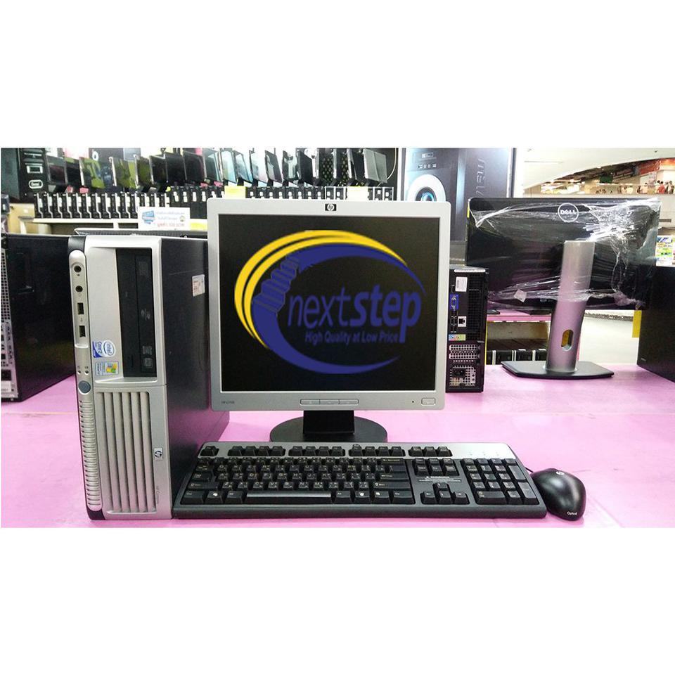 HP DC 7700 ( ครบชุด ) LCD 17 นิ้ว HP รูปที่ 1