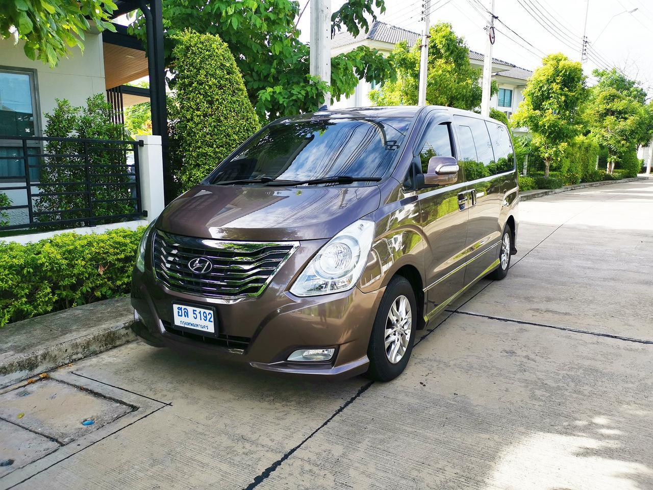 Hyundai H-1 2.5 Elite (ปี 2015) Van AT รูปที่ 1