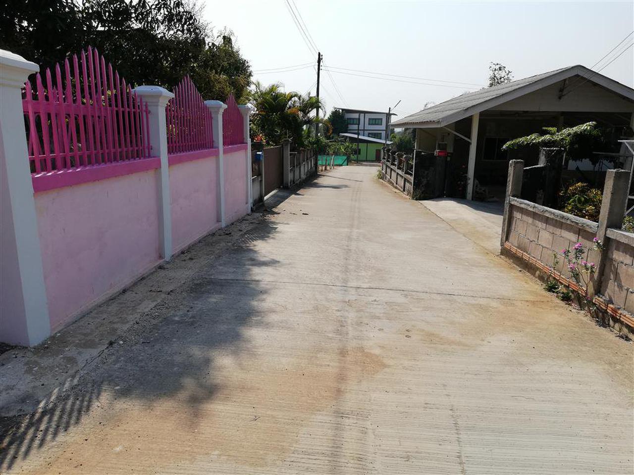 SS156ขายบ้านชั้นเดียวพร้อมที่ดิน0-2-09ไร่ติดทางสาธารณประโยชน รูปที่ 4
