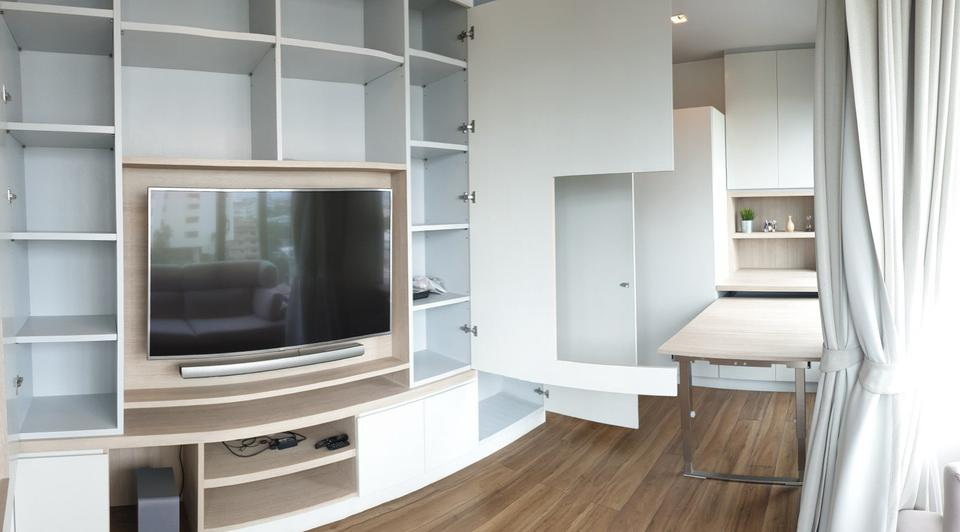 For Sale or Rent 1 Bed Condo Ceil by Sansiri รูปที่ 5