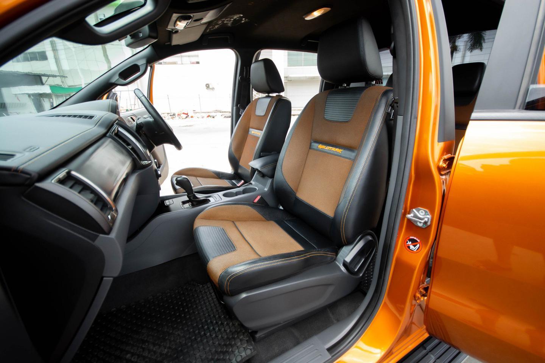 ซื้อเลย!! รถบ้านมือสอง สภาพนางฟ้า ไม่มีชนหนัก รับประกัน!!! FORD RANGER 2.2 WildTrak 2WD ดีเซล ปี2015/16 รูปที่ 4