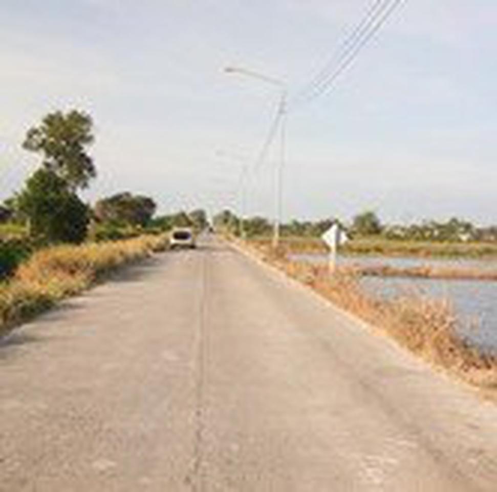 ขายที่ดินเปล่าในถนนลำลูกกาคลอง 9 จังหวัดปทุมธานี รูปที่ 2