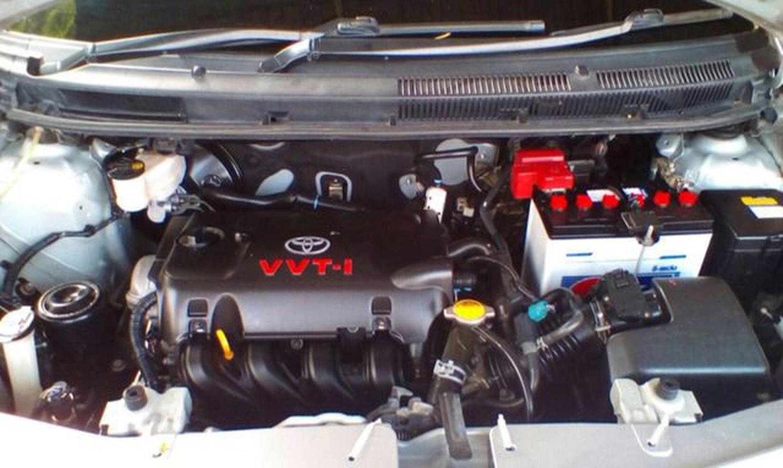 Toyota vios 1.5 Ev ปี2011 รถสวย นางฟ้า มีของแถม รูปที่ 5
