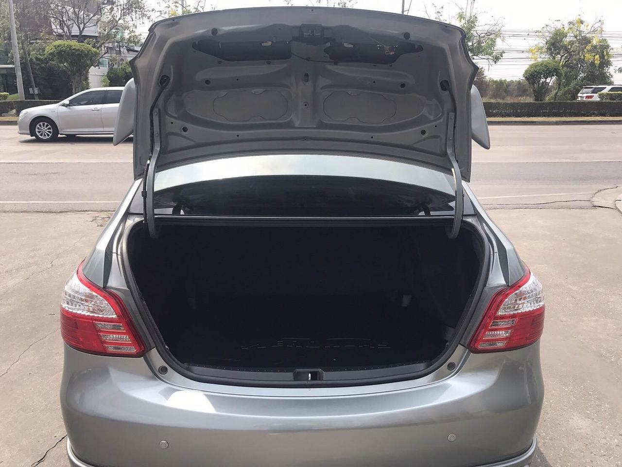 TOYOTA VIOS 1.5 J Auto ปี2011 ติดแก็สLPGหัวฉีดถังโดนัทสองระบบประหยัด รูปที่ 5