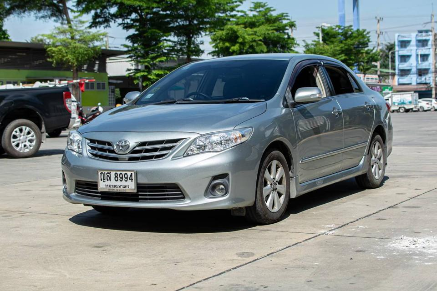 2011 Toyota Corolla Altis 1.6 (ปี 08-13) CNG Sedan รูปที่ 2