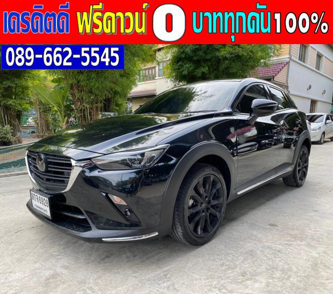 2019 Mazda CX-3 2.0  SP รุ่นTOP SUNROOF ไมล์วิ่ง40,xxxกม. รูปที่ 1