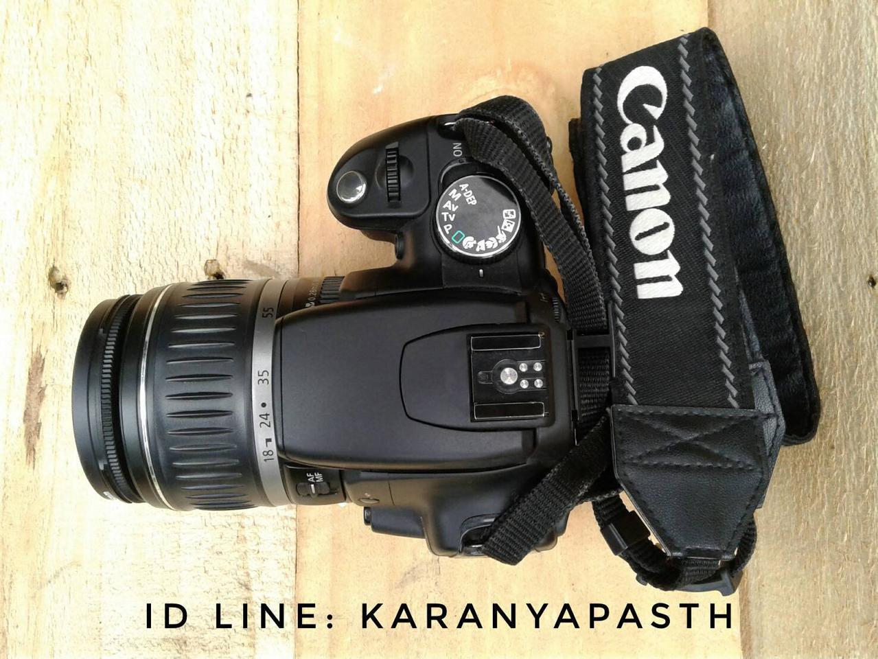 กล้อง canon eos 350d รูปที่ 4