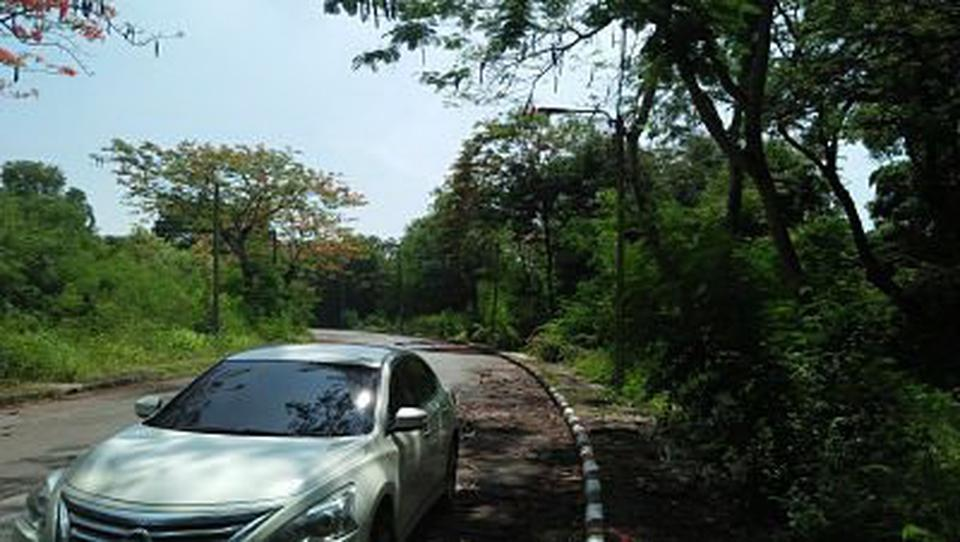 Land for House 2 Rais among the large public of royal golf z รูปที่ 1