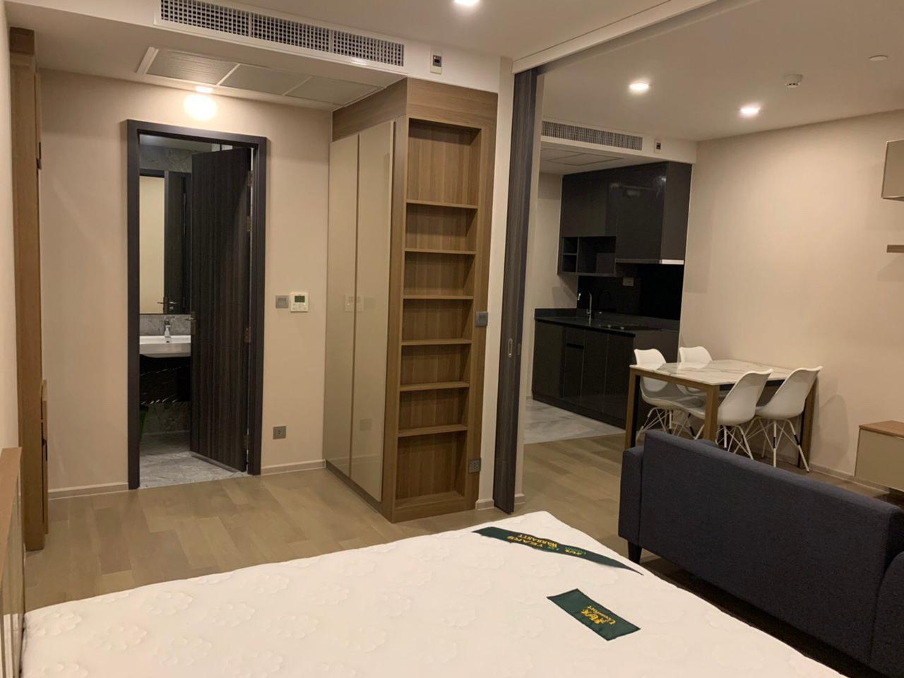 Ashton Asoke For rent 1 bed 37 sq.m. Fl.25 รูปที่ 4