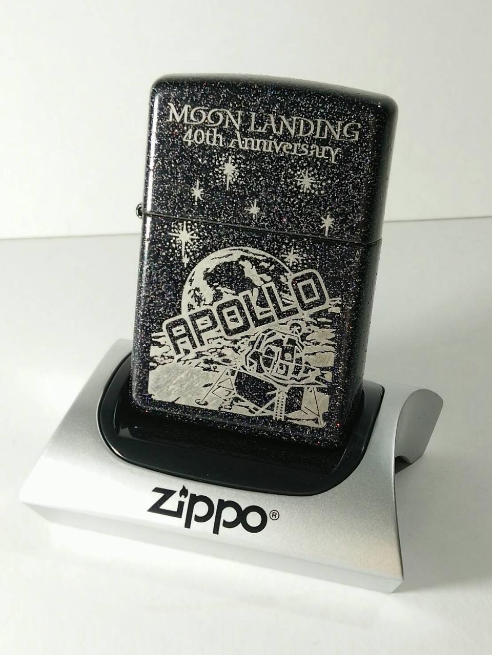 ZIPPO Moon Landing 40th Anniversary Apollo รูปที่ 1