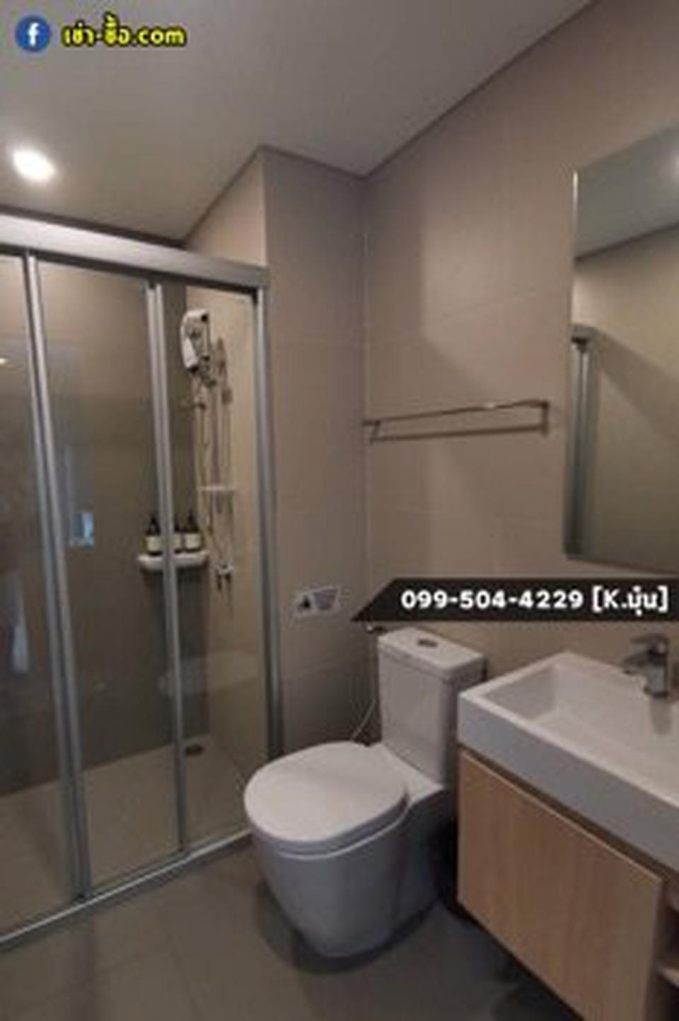 ให้เช่า คอนโด 2 ห้องนอน เครื่องใช้ครบครัน Lumpini Suite เพชรบุรี-มักกะสัน 43 ตรม. แถมยัง Built-In ทั้งห้องด้วยนะ รูปที่ 6