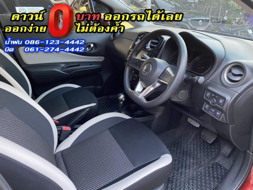 NISSAN NOTE 1.2VL 2019 รูปที่ 5