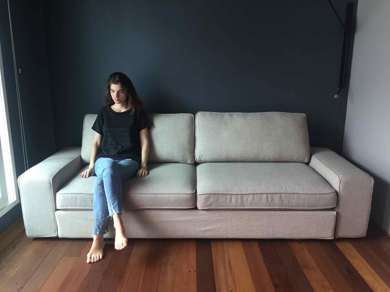 Sofa Bed Ikea 3 Seats รุ่น KIVIK รูปที่ 2
