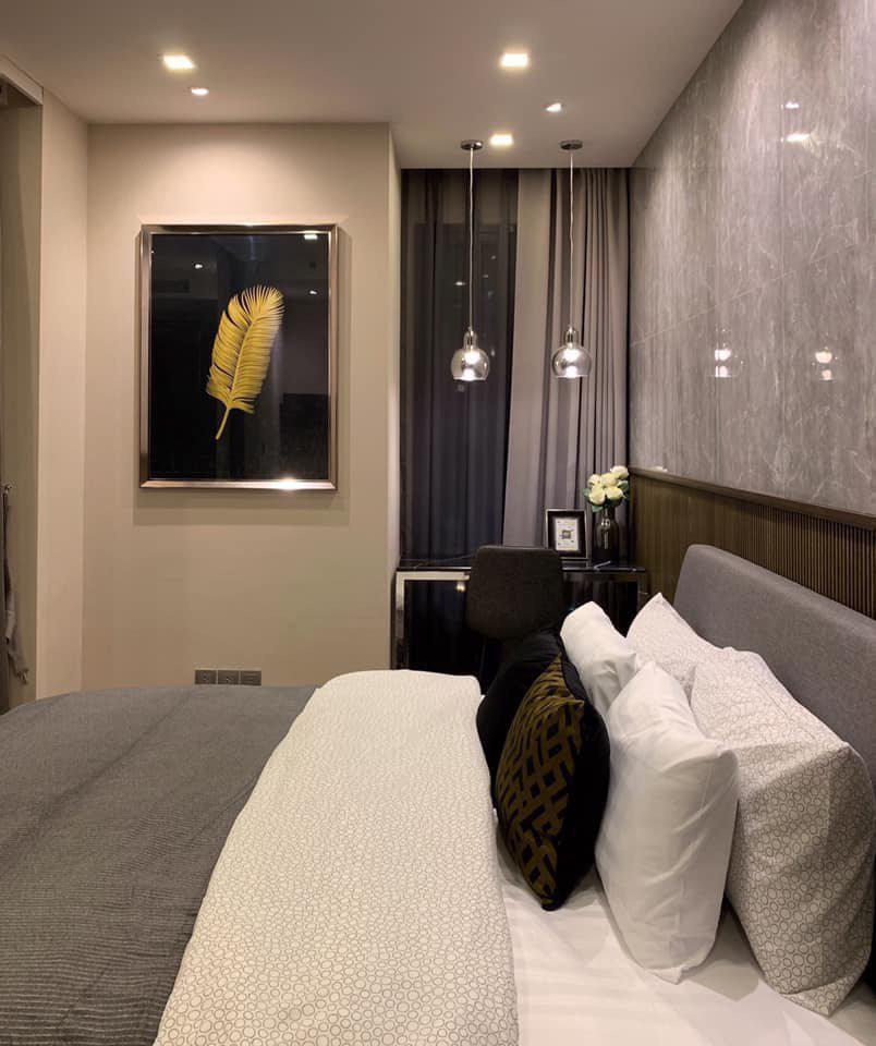 Ashton Asoke For rent 1 bed 35 sq.m. Fl.21 รูปที่ 4