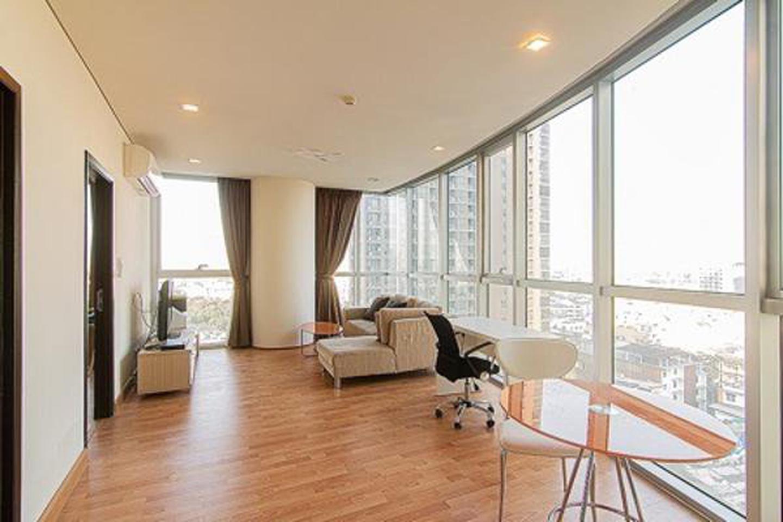 For rent Le Luk condominium Sukhumvit  near BTS Phra Khanong 1 bed 55 sqm. รูปที่ 5
