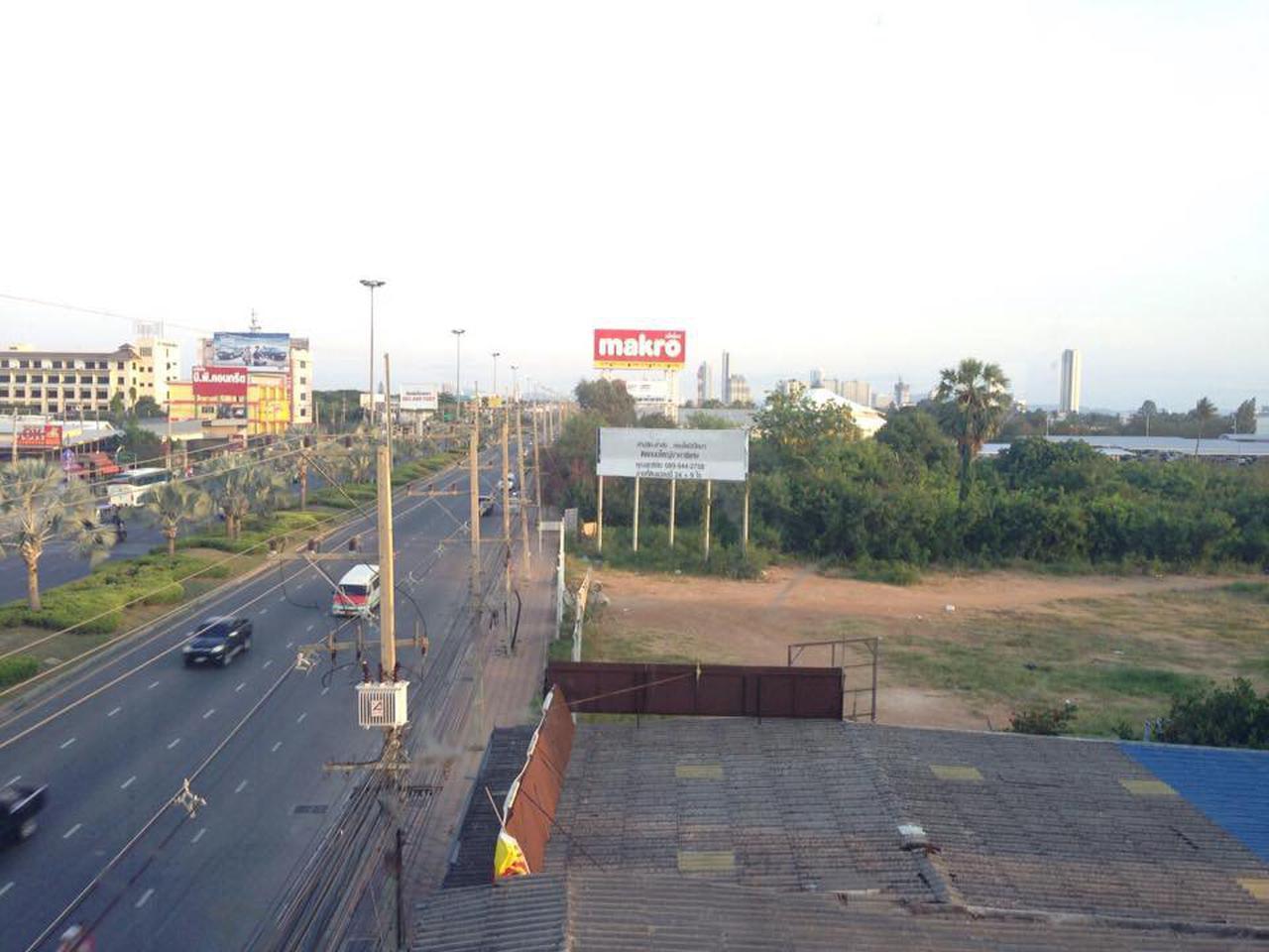ขายอาคารติดถนนสุขุมวิท 56 พัทยาใต้ ระหว่างแมคโคร และ โลตัส รูปที่ 2