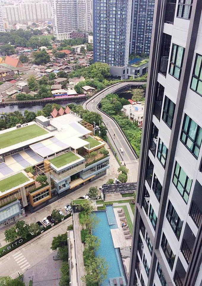 For rent   The base park west รูปที่ 2