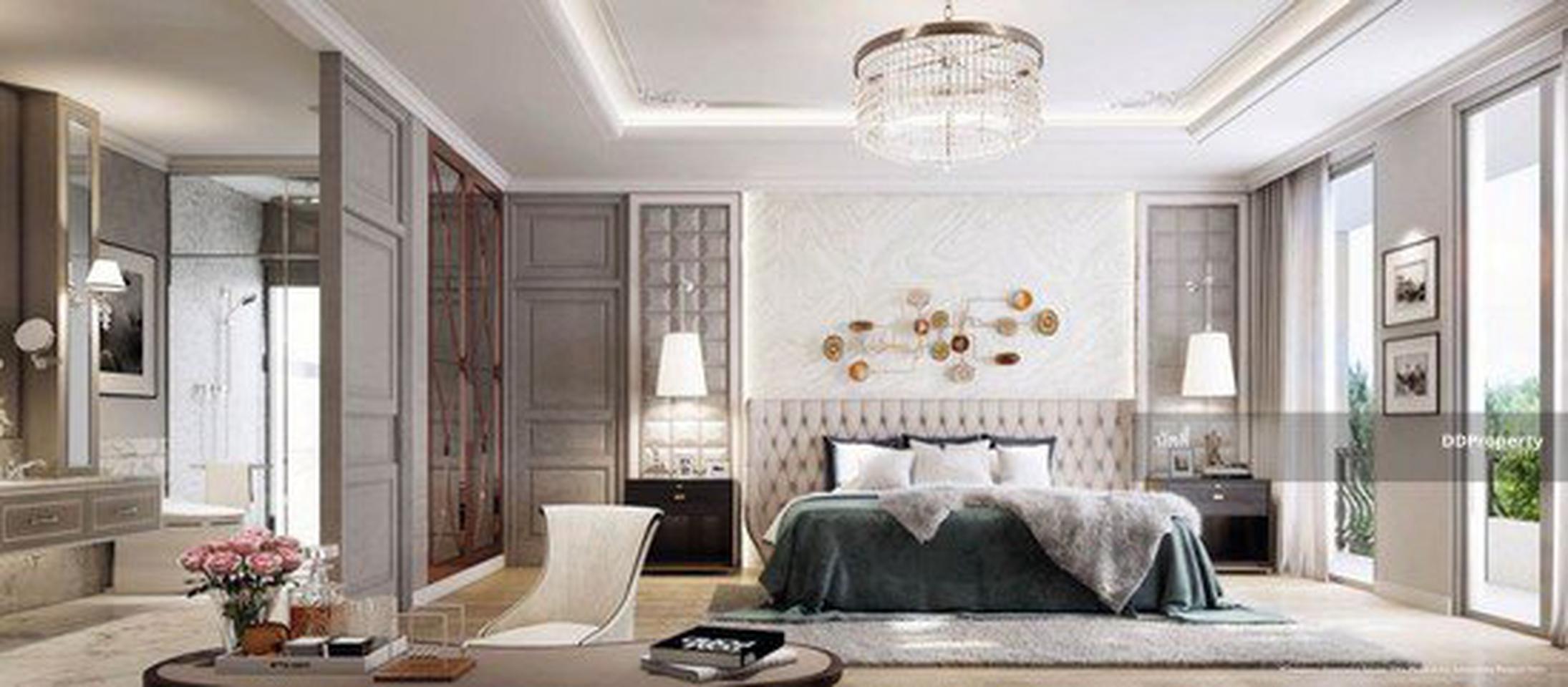 ขายบ้านเดี่ยว 649 residence Luxury Maisons  รูปที่ 2