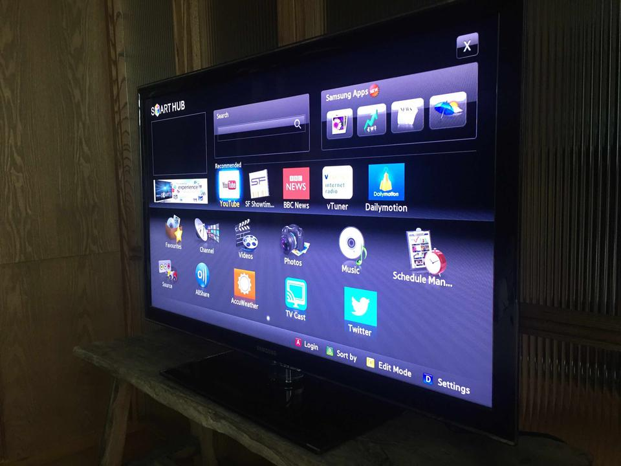 SAMSUNG SmartTV LED 40 นิ้ว รูปที่ 3