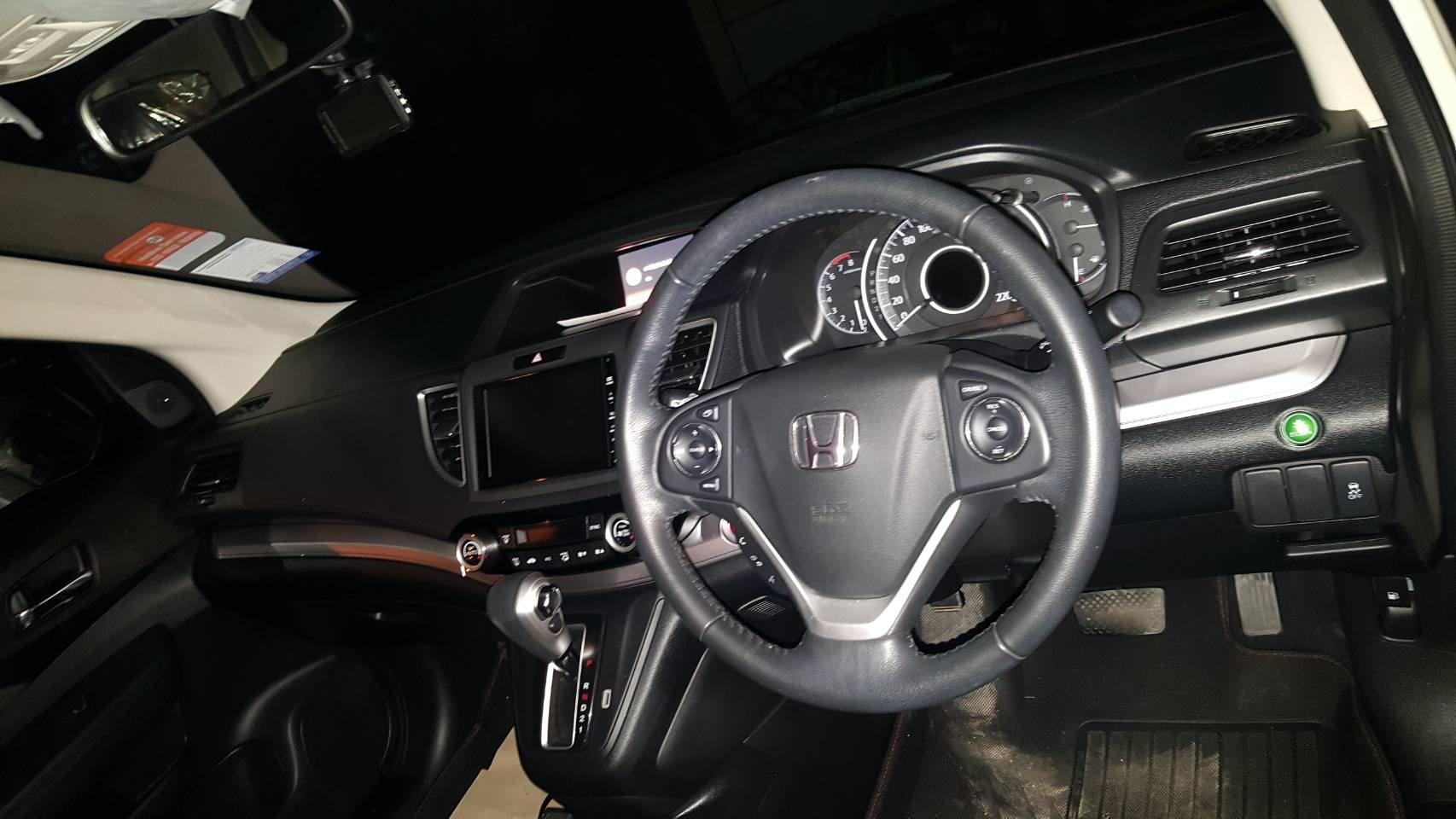 ขายมือสอง HONDA  CR-V  2.0  SE  4WD SPECIAL EDITION ปี 2016 รูปที่ 5