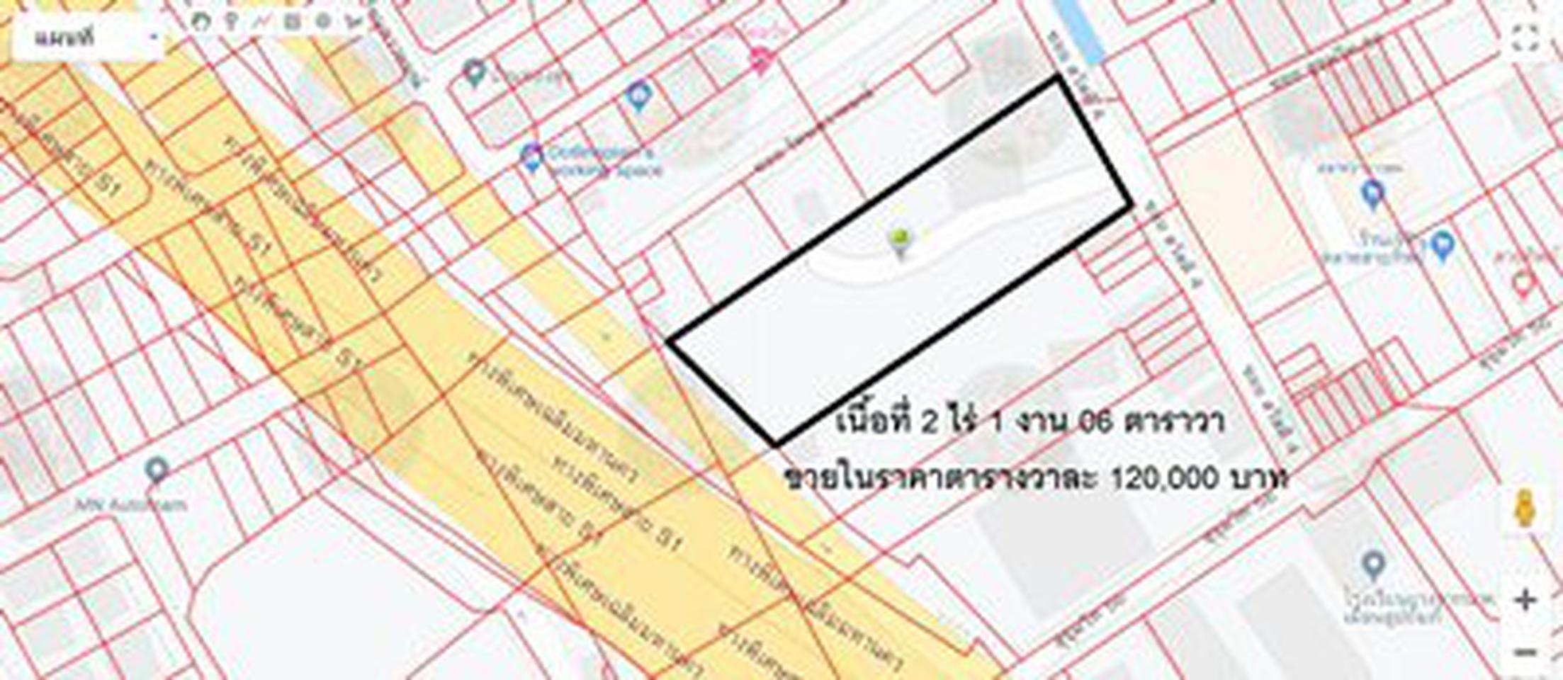 ขายที่ดินเปล่าถมแล้วในถนนสุขุมวิท กรุงเทพมหานคร รูปที่ 1