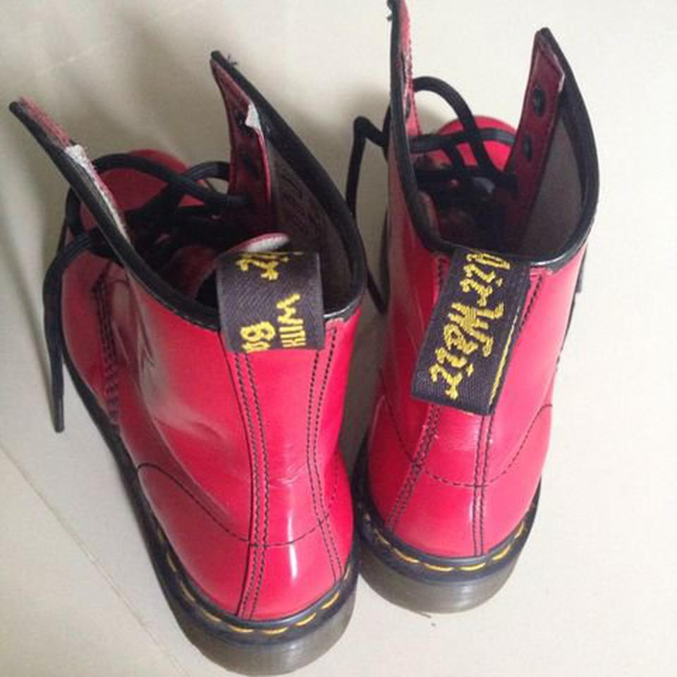 รองเท้า Dr Martens 1460 W Patent รูปที่ 2