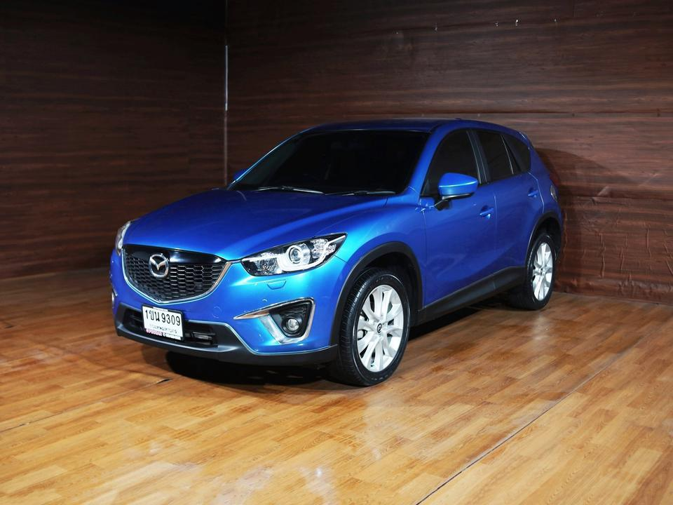 MAZD CX-5 2.2 XDL AT 2013 รูปที่ 1