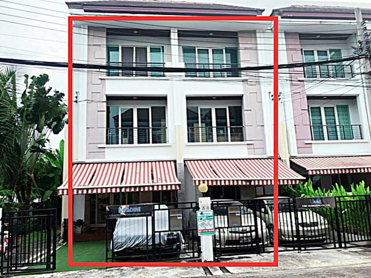 72415-2 - ขาย โฮมออฟฟิศ ทำเลทอง บ้านกลางเมืองพระราม 9 - ลาดพร้าว (S-Sense) 64.9 ตรว. 334 ตรม. 6 นอน 6 น้ำ รูปที่ 1