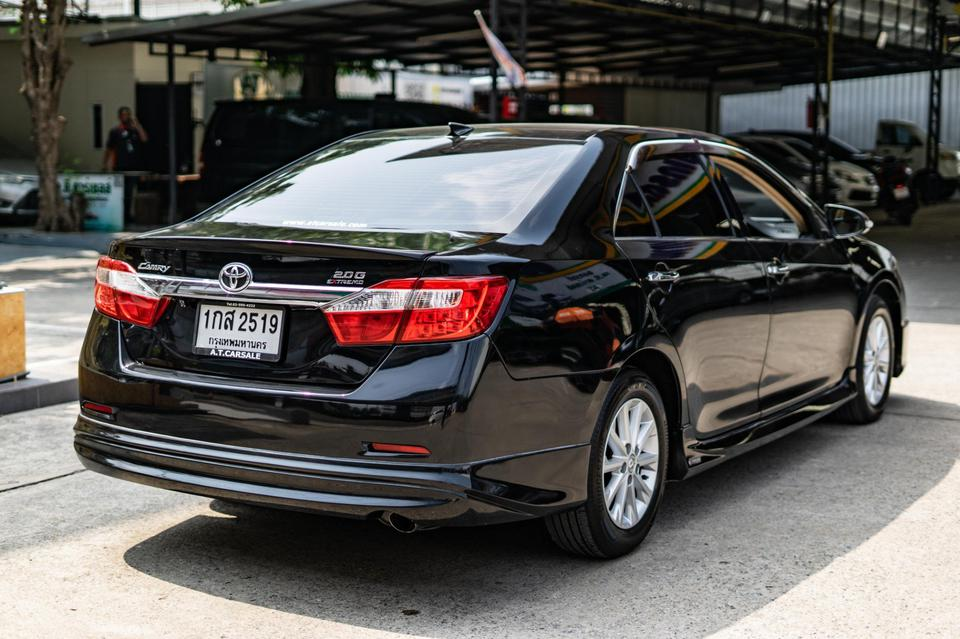 Toyota Camry 2.0 G Extremo  A/T ปี 2013 รูปที่ 5