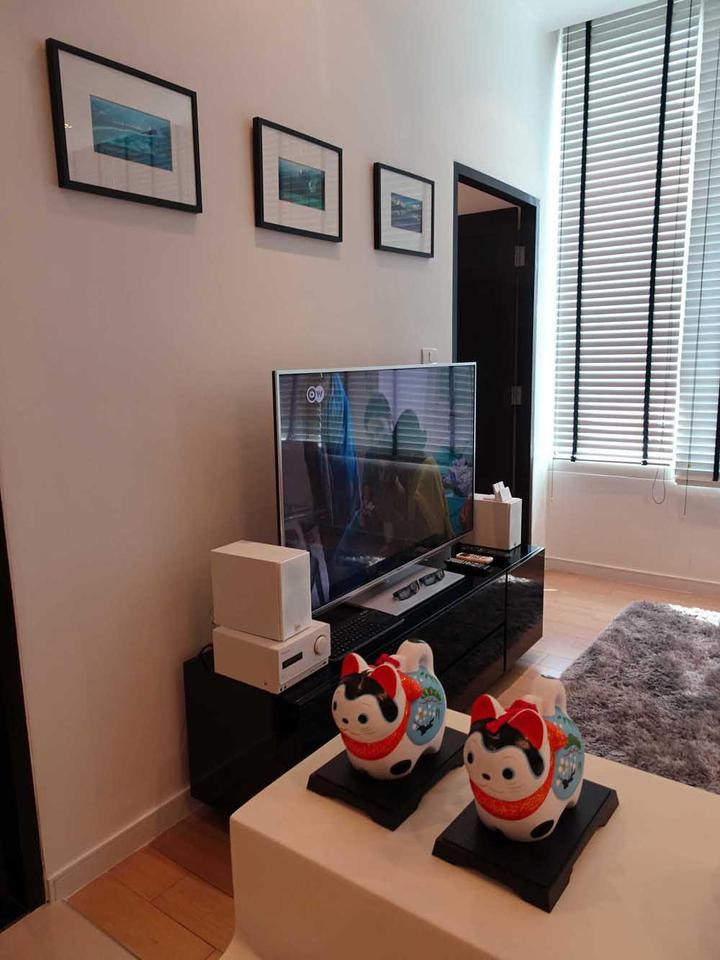 For rent  The Eight Residence Thonglor  รูปที่ 1