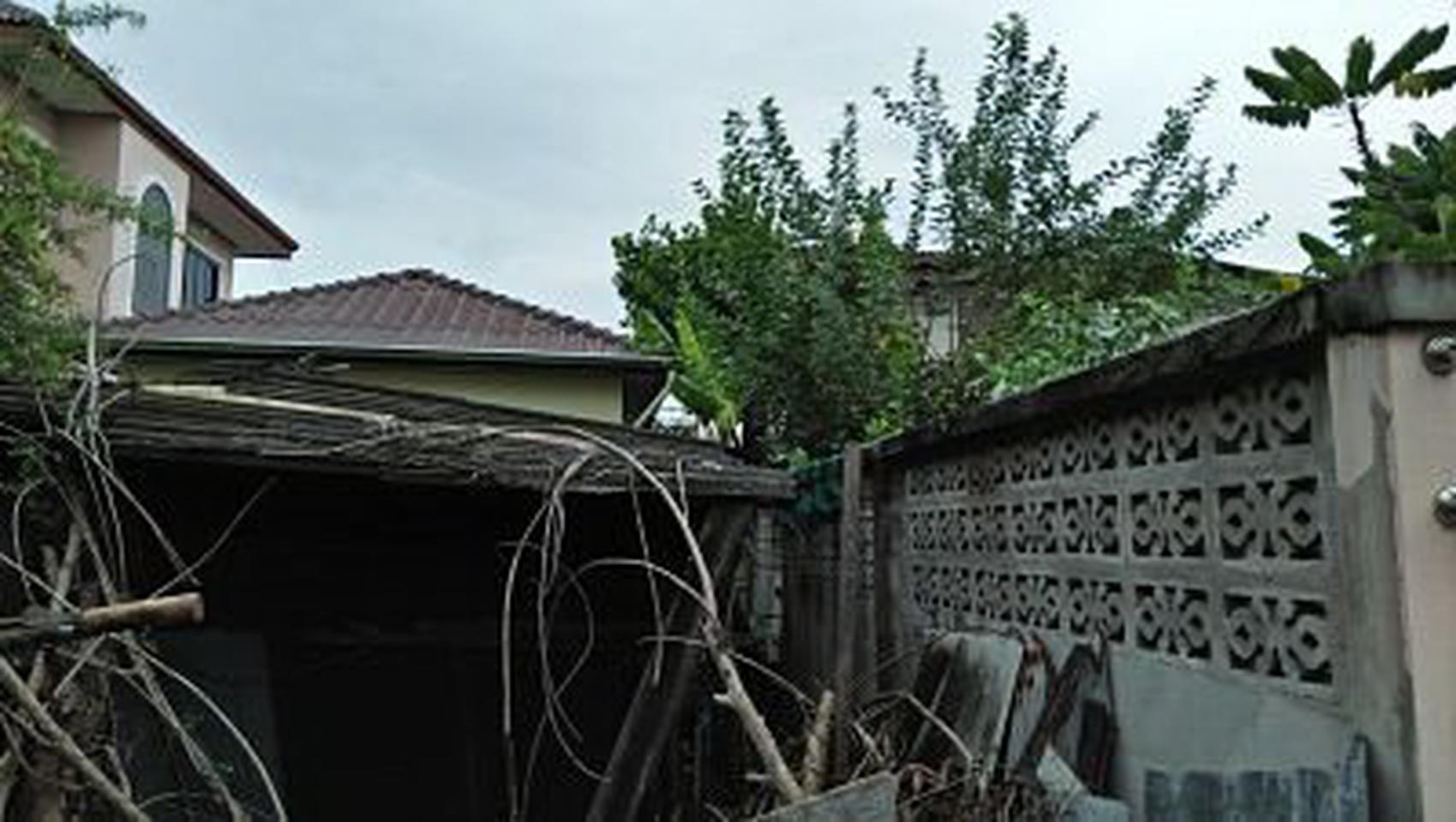 ขายที่ดินเปล่า 19 วาเหมาะปลูกบ้านหรือทำบ้านให้เช่า  วัดด่านส รูปที่ 6