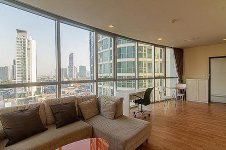 For rent Le Luk condominium Sukhumvit  near BTS Phra Khanong 1 bed 55 sqm. รูปที่ 2