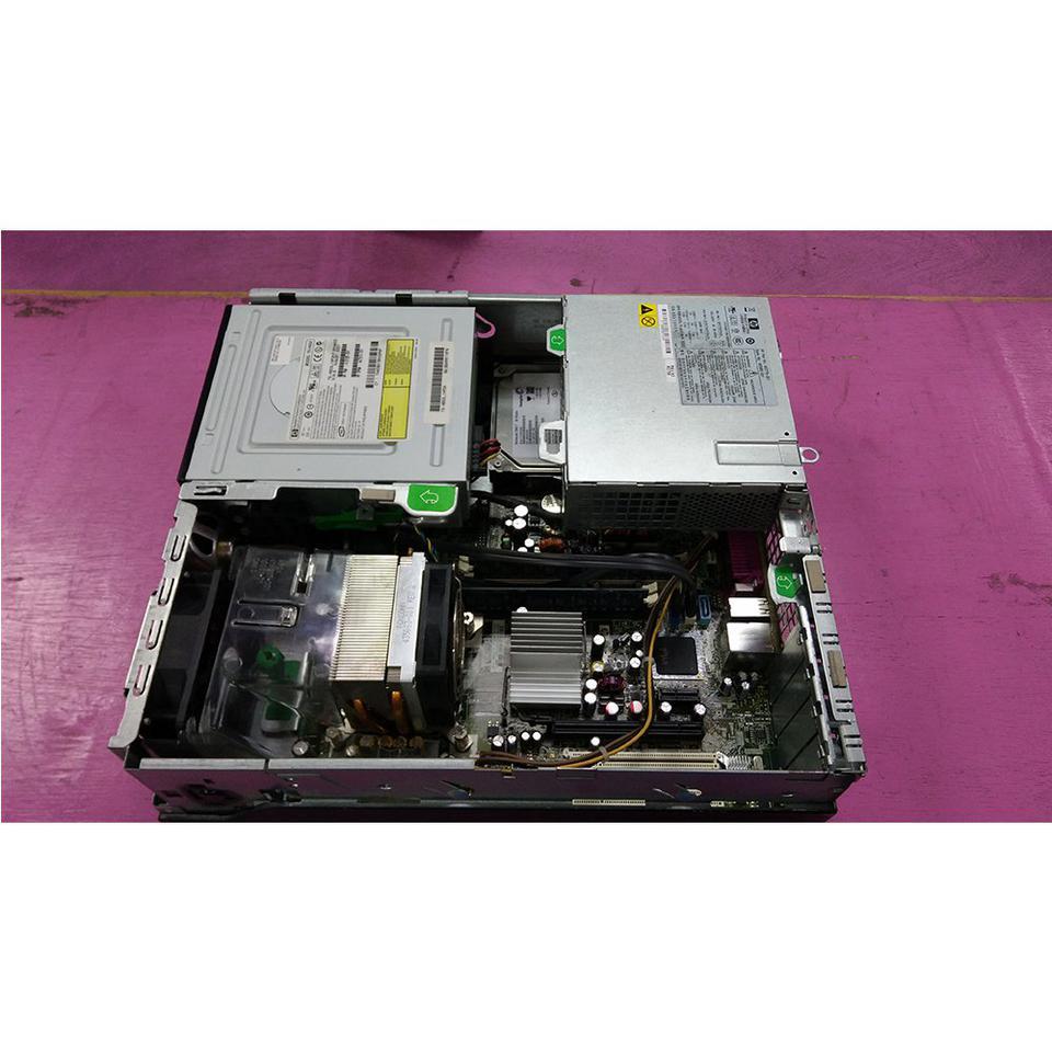 HP DC 7700 ( ครบชุด ) LCD 17 นิ้ว HP รูปที่ 5
