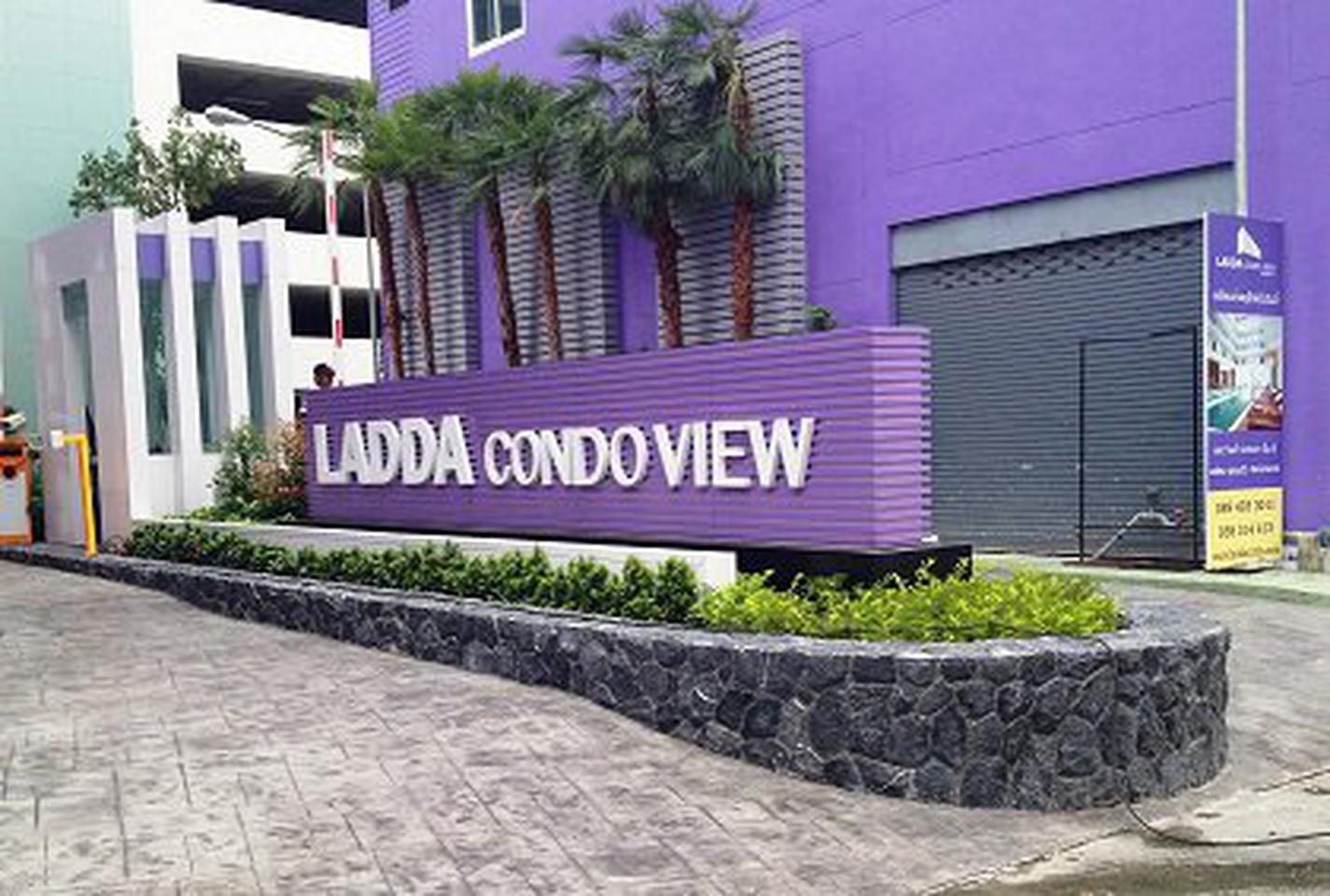 Ladda Condo View คอนโดให้เช่า ใจกลางศรีราชาของแท้ เดินทางง่าย ใกล้ทะเล วิวทะเล เห็นเกาะลอย  สิ่งอำนวยความสะดวกครบครัน รูปที่ 2