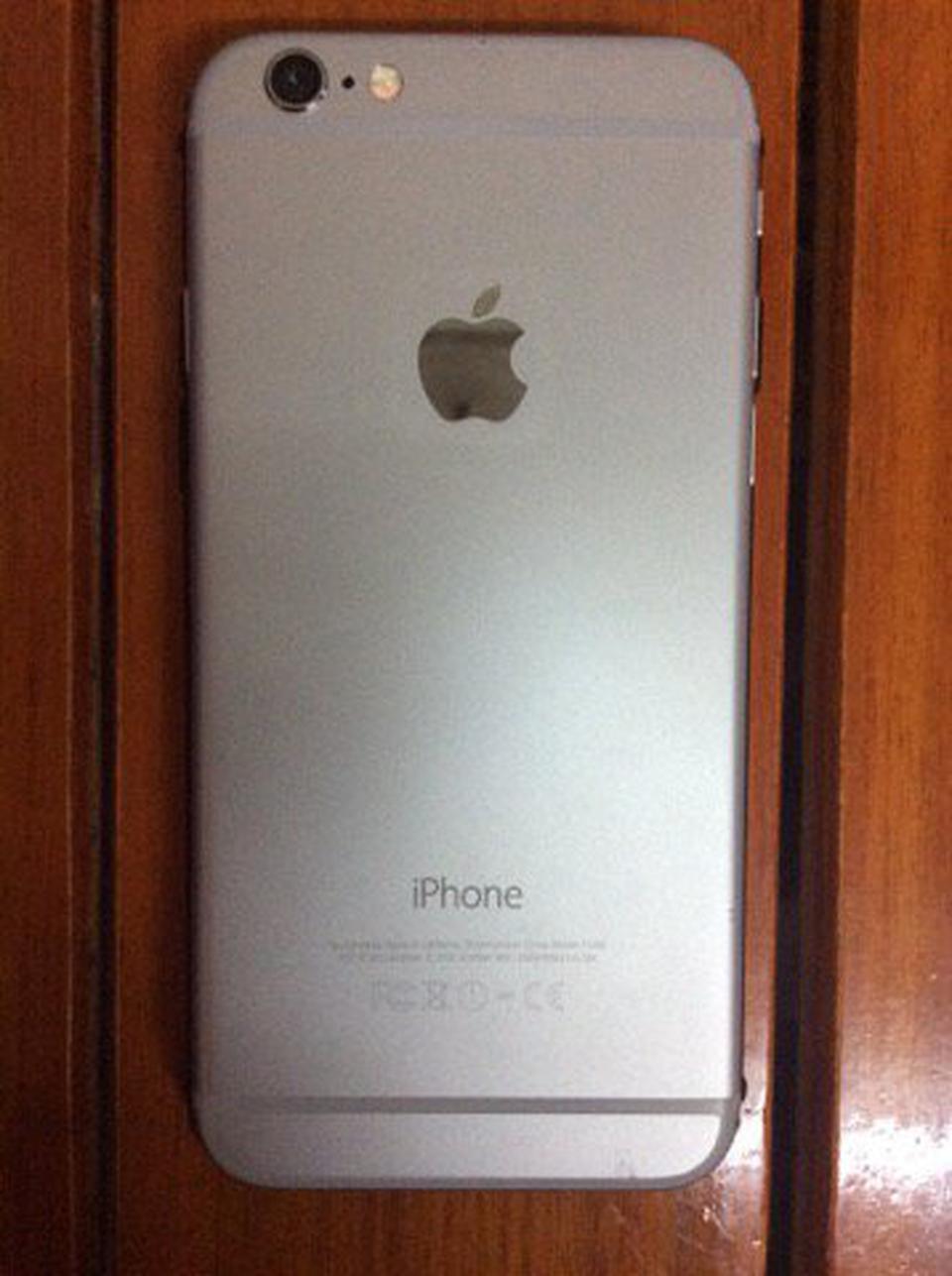 iphone6ไอโฟน6 สีขาวสวยๆ รูปที่ 2