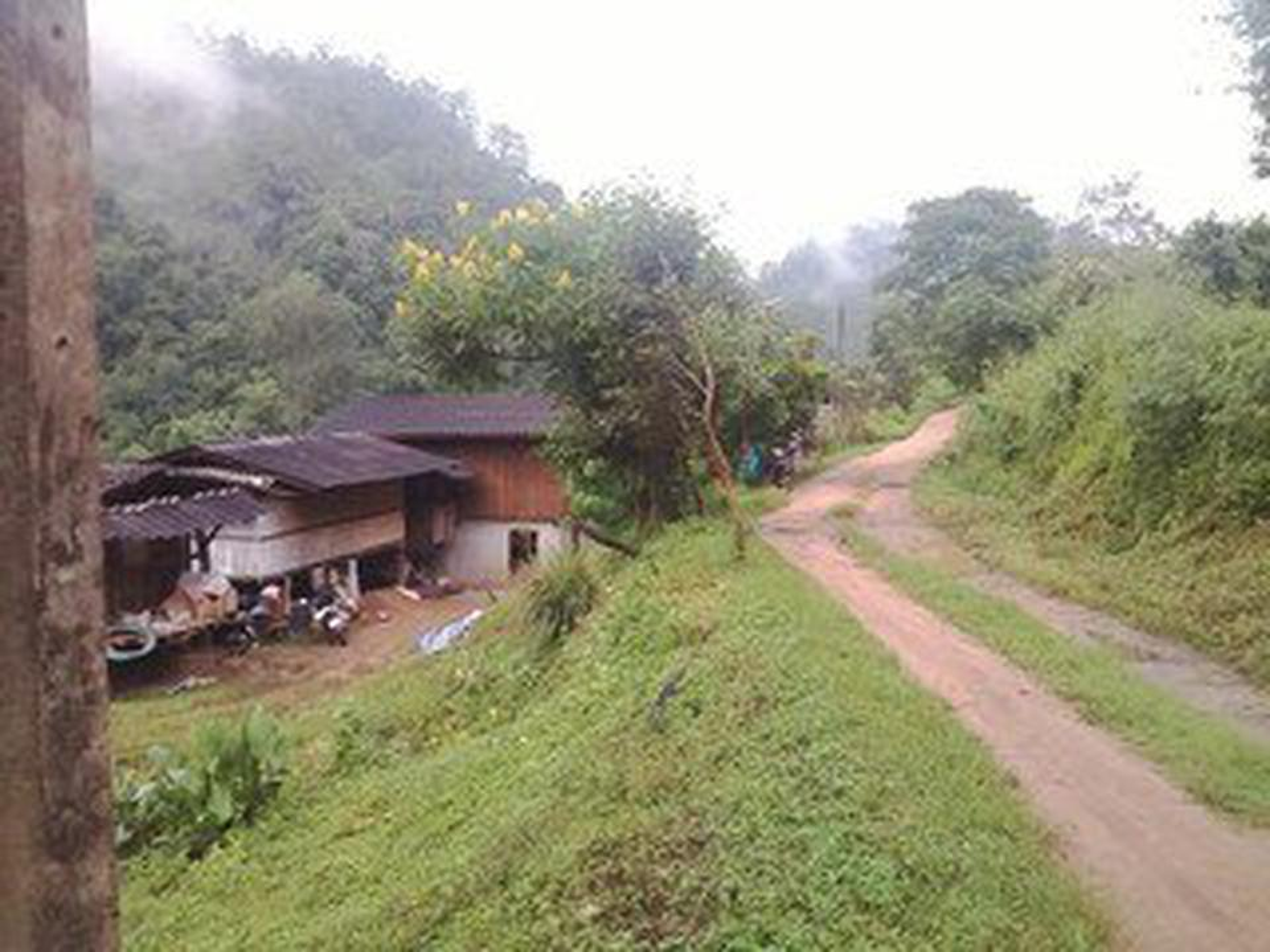 ขายบ้านโฮมสเตย์ ขนาดเล็กๆ สวยมากๆ ดอยสูง ป่าลึกบนดอย เชียงใหม่  อ.กัลยาณิวัฒนา ไปได้เส้นปาย-เส้นสะเมิง รูปที่ 3