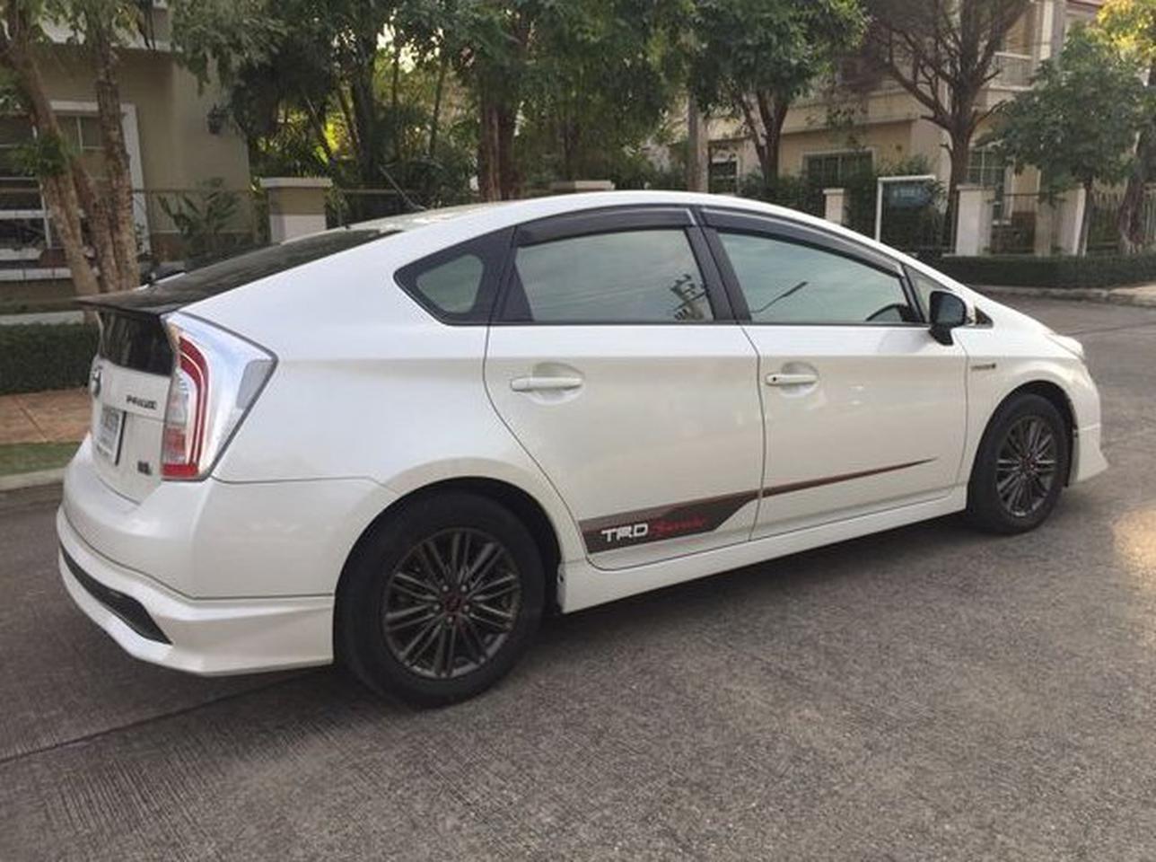 ขายรถยนต์ Toyota Prius ลำลูกกา ปทุมธานี รูปที่ 2